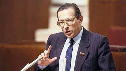 День рождения пресс-секретаря Л.И. Брежнева - Л.И. Абалкина
