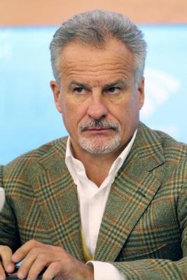 День Рождения одного из пресс-секретарей Б.Н. Ельцина - С. В. Ястржембского